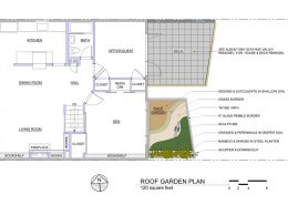 Planting Plan -Roof Garden