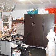 Ground floor studio workshop