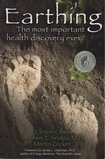 Earthing the most important health discovery ever cover
