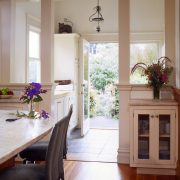 san francisco kitchen columns remodel