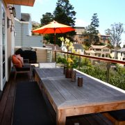 San Francisco St Francis Wood Deck