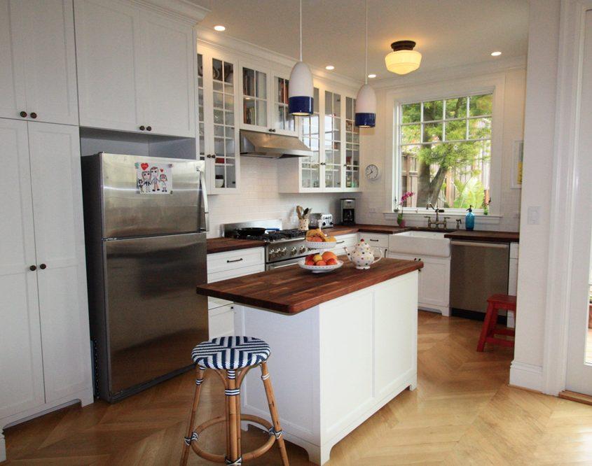 san francisco richmond district kitchen remodel