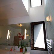 bathroom clerestory