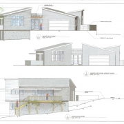 front elevations for new construction