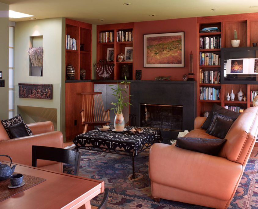noe valley remodel living room
