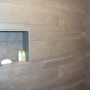 Tile/Shampoo Niche subtle details