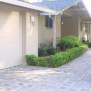 Driveway and all pathways updated
