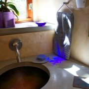 z bath indigo light